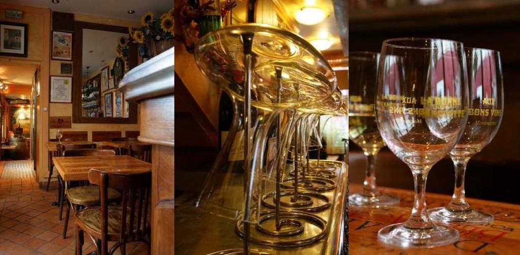 côté cave - à boire à La Bonne Franquette